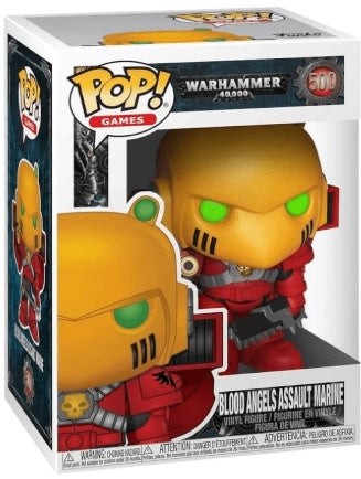 Warhammer 40K - Assault Marine Pop! Vinyl