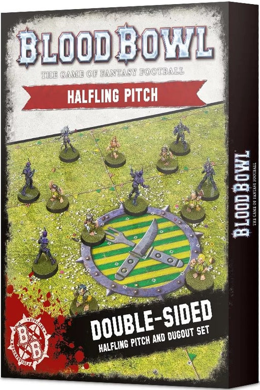 Blood Bowl: Halfling Pitch