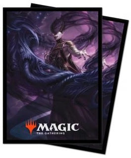Ultra Pro Theros Beyond Death Ashiok, Nightmare Muse Standard Deck Protector sleeves 100ct