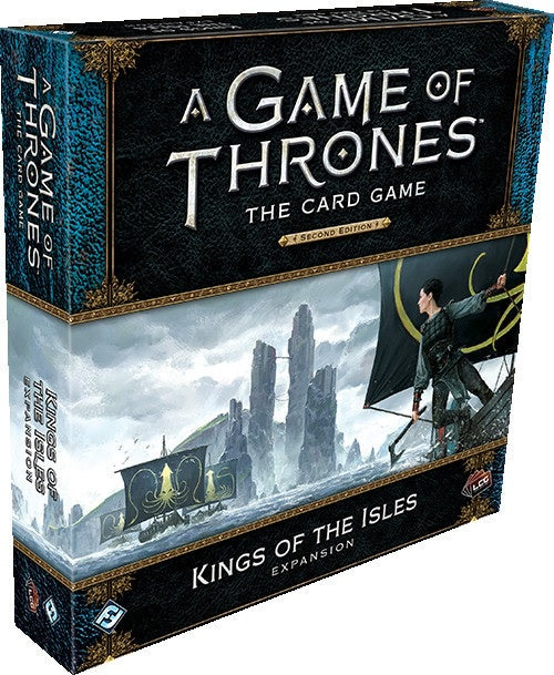 A Game of Thrones: The Card Game (Second Edition) Kings of the Isles