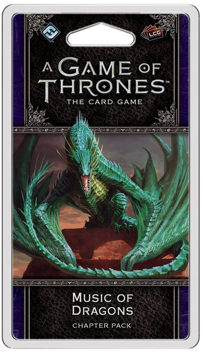 A Game of Thrones: The Card Game (Second Edition) Music of Dragons