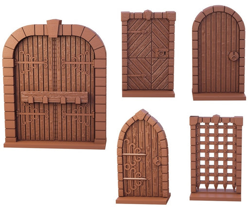 Terrain Crate: Dungeon Doors