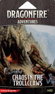 Dungeons & Dragons DragonFire Adventure Pack Chaos inThe Trollclaws