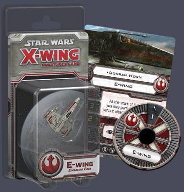 Star Wars: X-Wing: E-Wing