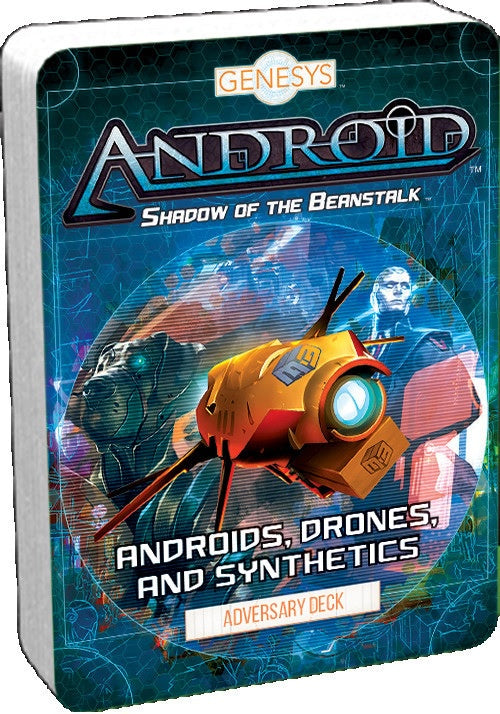 Genesys Android Shadow of the Beanstalk - Androids, Drones, and Synthetics Adversary Deck