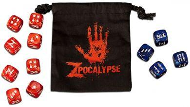 Zpocalypse: Deluxe Dice ON SALE
