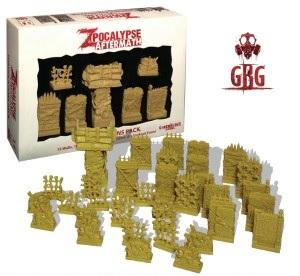 Zpocalypse: Aftermath  Fortifications ON SALE