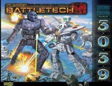 Battletech Technical Readout 3039
