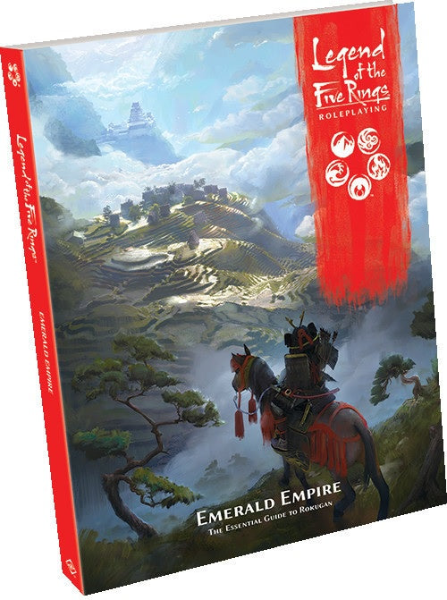 Legend of the Five Rings RPG Emerald Empire Source Book