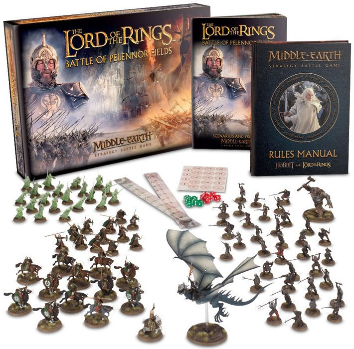 The Lord of the Rings™ Battle of Pelennor Fields 30-05