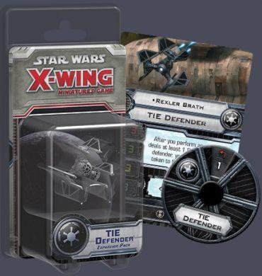 Star Wars: X-Wing: TIE Defender