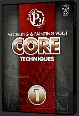 Hobby Series Volume 1 Core Techniques