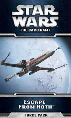 Star Wars: The Card Game - Escape from Hoth ON SALE