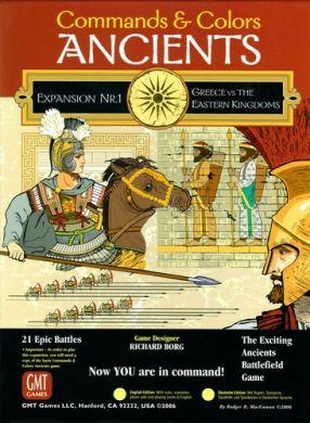 Commands & Colors: Ancients Expansion Pack 1: Greece & Eastern Kingdoms