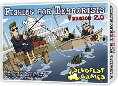 Fishing for Terrorists Version 2.0