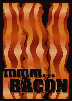 Bacon Art Sleeves (50)