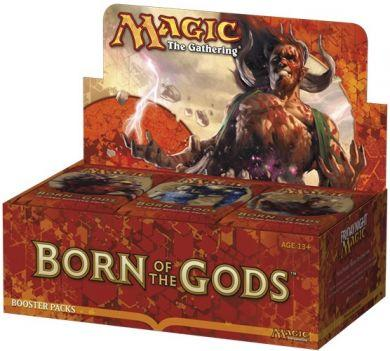 Magic the Gathering: Born Of The Gods Booster Box