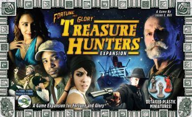 Fortune and Glory: Treasure Hunters Expansion