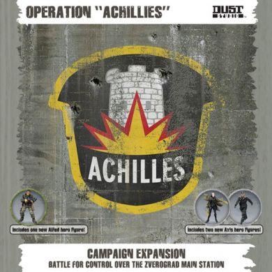 Dust Tactics: Operation Achilles ON SALE
