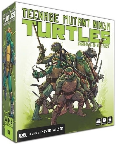 TMNT Shadows of the Past