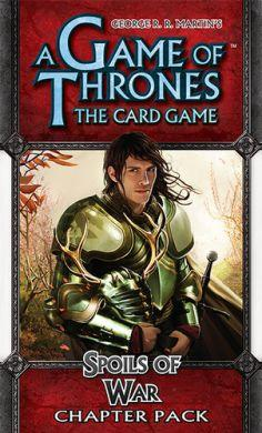 A Game of Thrones The Card Game: Spoils of War - On Sale!