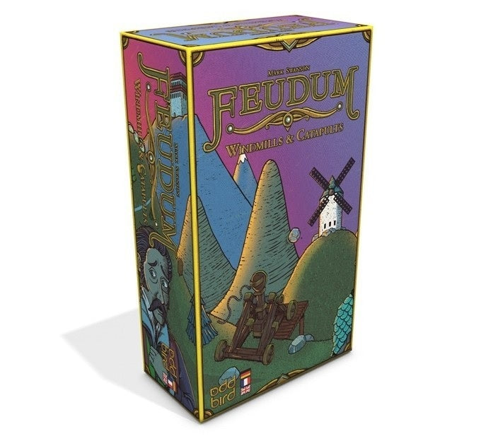 Feudum - Windmills & Catapults Expansion