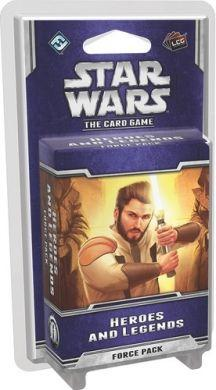 Star Wars: The Card Game - Heroes and Legends ON SALE
