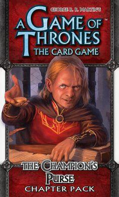 A Game of Thrones The Card Game: The Champion's Purse - On Sale!