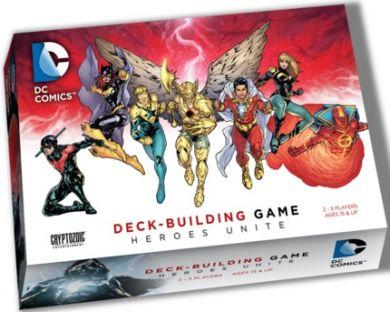 DC Comics Deck-Building Game: Heroes Unite ON SALE