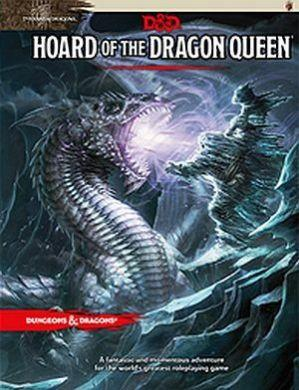 D&D Adventure: Hoard of the Dragon Queen 5th ed