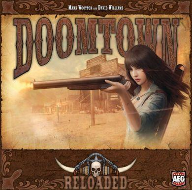 Doomtown: Reloaded ON SALE!