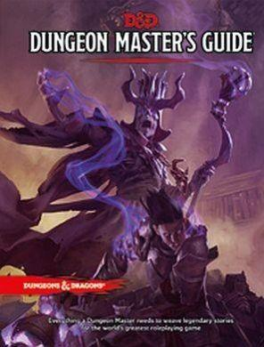 D&D Dungeon Masters Guide 5th Ed