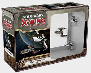 Star Wars: X-Wing: Most Wanted