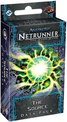 Android: Netrunner  The Source