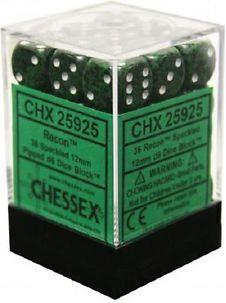 Dice Speckled 12mm D6 Recon (36) CHX25925