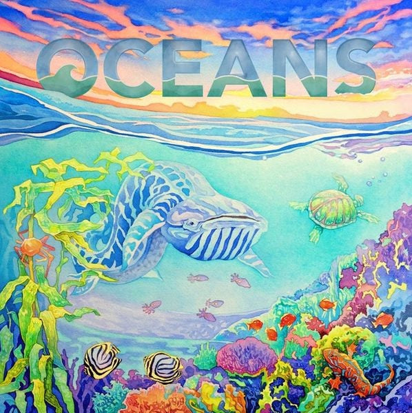 Oceans Deluxe Kickstarter Edition ( Can Only Be Bought In Store )