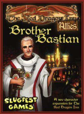 The Red Dragon Inn Allies - Brother Bastian