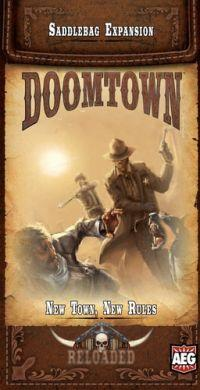 Doomtown: Reloaded  New Town, New Rules ON SALE