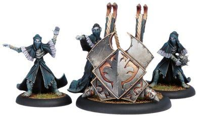 Hordes Legion of Everblight Scather Crew ON SALE