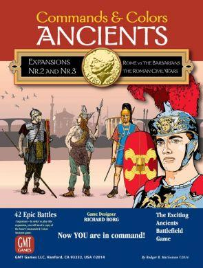 Commands & Colors: Ancients Expansion Pack 2 & 3