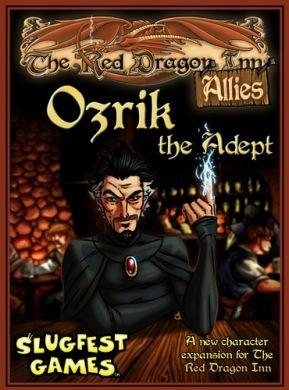 The Red Dragon Inn Allies - Ozrik the Adept
