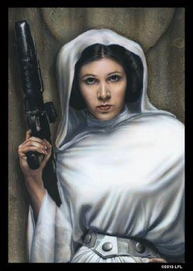 Art Sleeves - Star Wars - Princess Leia