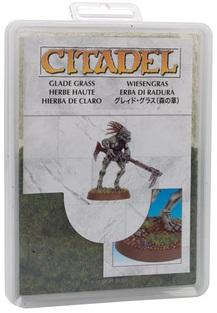 Games Workshop Hobby: Citadel Glade Grass 66-75
