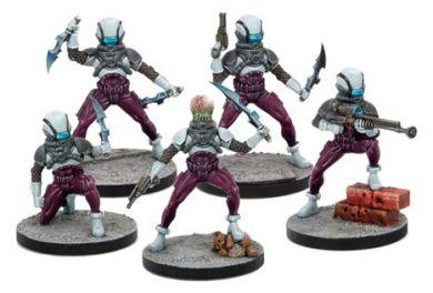 Mars Attacks - Stealth Martians ON SALE