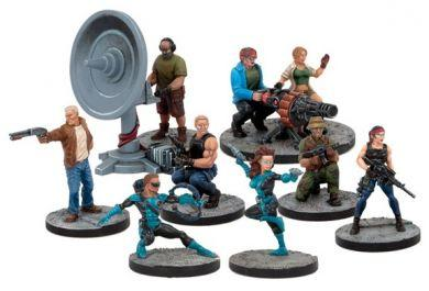 Mars Attacks - Novas Vira Militia ON SALE