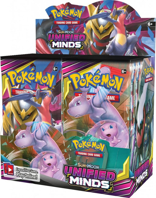 Pokemon TCG Unified Minds Booster Box