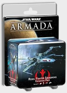 Star Wars: Armada Rebel Fighter Squadrons
