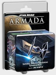 Star Wars: Armada Imperial Fighter Squadrons