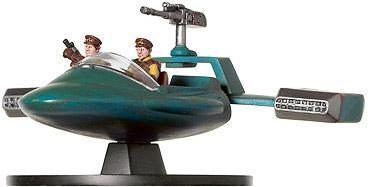 Star Wars Miniatures: 04 Flash Speeder