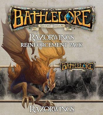 BattleLore (Second Edition) Razorwings Reinforcement Pack